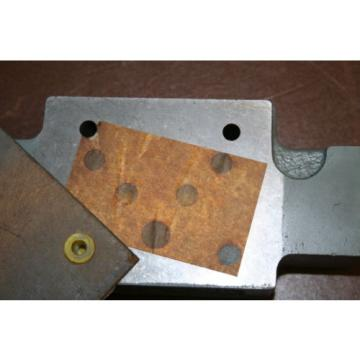 Flow France Greece control valve Hydraulic Throttle/check Sandwich plate Z2FS10-2.1 Rexroth