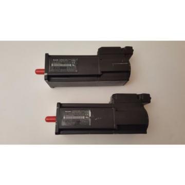 Rexroth Russia Japan Indramat MKD041B-144-GP1-KN Permanent Magnet Motor w/ Brake