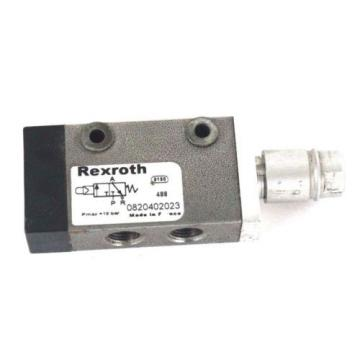 BOSCH Egypt India REXROTH 0820402023 PNEUMATIC VALVE VVST-3/2NC-PLU