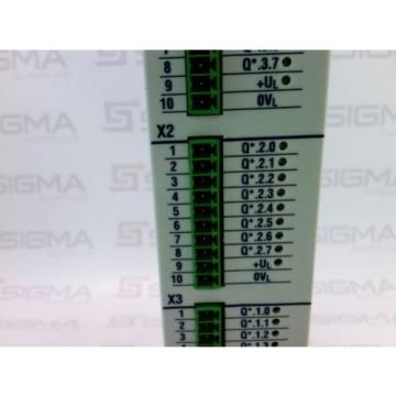 Rexroth Dutch Canada Indramat RME02.2-32-DC024-050 Ouyput Module 24VDC 0,5A