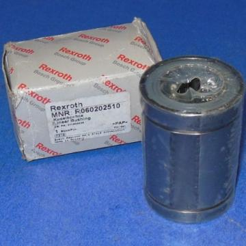 REXROTH Canada Dutch LINEAR BUSHING R060202510 *NEW*
