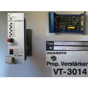 Rexroth Russia china VT-3014 Proportionalverstärker VT 3014 S35 R5  5-2 #2894