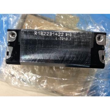 LOT Greece Singapore OF 2 NEW REXROTH BOSCH R162231422 LINEAR SLIDE BALL RUNNER BLOCK (U3)