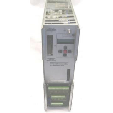 INDRAMAT Canada India REXROTH   AC MAIN SPINDLE DRIVE  CDM 1.4-A  CDM1.4A  60 Day Warranty!