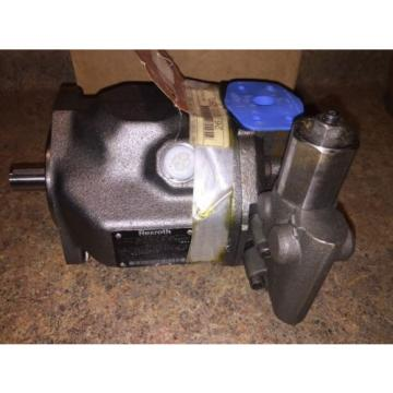 Rexroth Greece Italy Hydraulic Pump AA10VS018DR 31RPK C62N00 R910940516