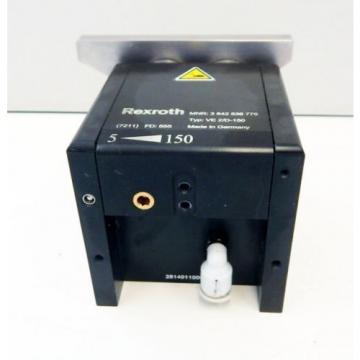 Rexroth Australia Italy VE2/D-150 Vereinzeler, gedämpft MNR:3842536775   - used -