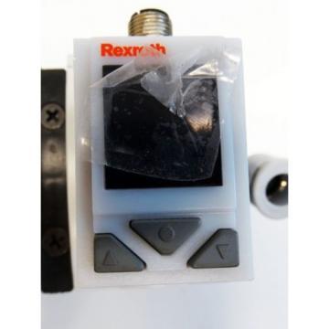 Rexroth Egypt Italy AS3 Serie Druckluft-Wartungseinheit + Drucksensor -unused-