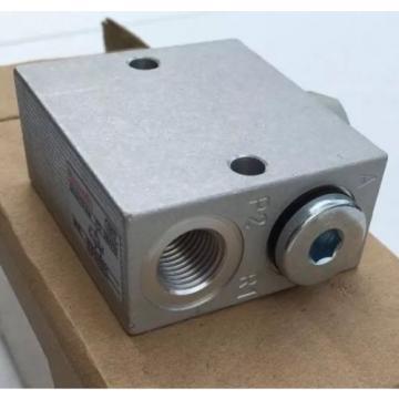 0820400001 Mexico Mexico 0 820 400 001 Bosch Rexroth Pneu Air Valve, 3/2, Mech Plunger