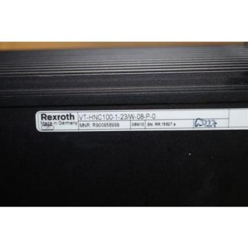 Rexroth Canada France VT-HNC100-1-23/W-08-P-0  Achsensteuerung steuerung    R900958999