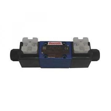R900558641 Egypt Dutch 4WE6E6X/EW110N9K4 Magnetwegeventil Bosch Rexroth directional valve