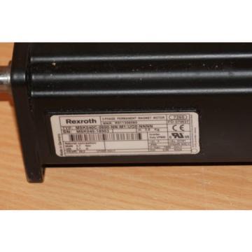 Rexroth Mexico Canada Indramat MSK040C-0600-NN-M1-UG0-NNNN Servomotor
