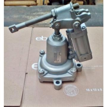 """Rexroth Japan Germany Pneumatic Radial Motion Positioner P60263-3 R431005443 AB1 3/8"""""""