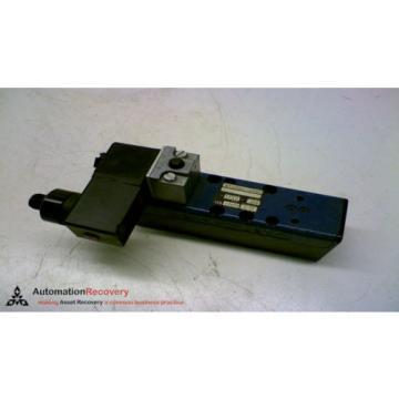 REXROTH India Korea GT10061-0440 VALVE MAX PSI 150 BAR MIN 2 MAX 10 #147687