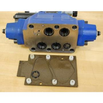 Rexroth Singapore Greece 4WEH22E76/6EG24N9EK4, #ZDR6DP2-43/75YM/12, #4WE6J60/EG24N9K4 Assembly.