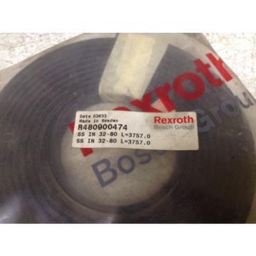 Rexroth Australia Dutch Bosch R480900474 SS IN  32-80 L=3757.0 New (TSC)
