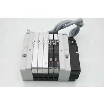 Bosch Korea Canada Rexroth Pneumatic manifold R-480-213-784  (0-820-055- 052 5 Position Unit