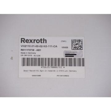 Bosch Greece china Rexroth IndraControl V VH2110.01 Handbediengerät
