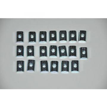 Nutensteine India Germany Bosch Rexroth - Nut 8 - M 5 - 3842529319 - 20 Stück - Neuware
