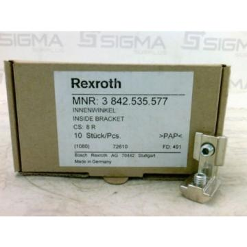 Rexroth USA France 3 842 535 577 Inside Bracket