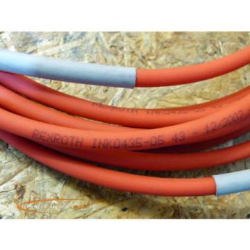 Rexroth China Singapore INK0435-05 43 Kabel R911308242/37/AE00/26/07/3.4   > ungebraucht! <