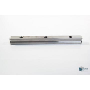 Rexroth Italy Russia R160510331 Kugelschiene Ball Rail Linearschiene 176 mm Neu