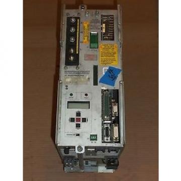 REXROTH Canada Russia INDRAMAT KDA3.3-100-3-A00-W1 POWER SUPPLY AC SERVO CONTROLLER DRIVE #3A