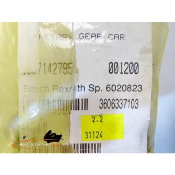 Bosch Greece Egypt Rexroth 3606337103 Planetenträger VPE = 5 St.   > ungebraucht! <