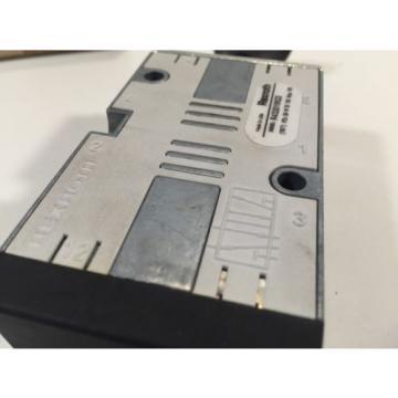 Rexroth USA Mexico R432016622 Manual Air Control Valve 4-Way 5 Ports 2 Position