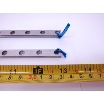 Pair China Japan of Rexroth 7210 Dual Block RO44281301 + 330mm Slide Rail