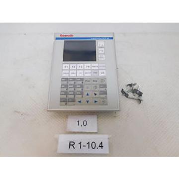 Rexroth Korea USA VCP08. 2DTN-003-SR-NN-PW Pupitre Opérateur, Livraison gratuit