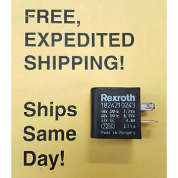 Rexroth Canada china 1824210243 Solenoid Coil