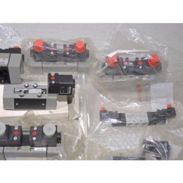 24x Dutch USA mix, BOSCH REXROTH pneumatik ventil 820, 821, 824 + 13x stecker