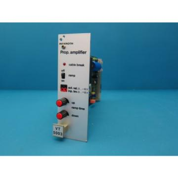 ROXROTH USA Germany VT5003-S-32-R1 PROPORTIONAL AMPLIFIER BOARD