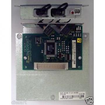 BOSCH Russia USA REXROTH INDRAMAT ECODRIVE 03 - DKC02.3 INPUT CARD BOSCH # 276720 or 289001