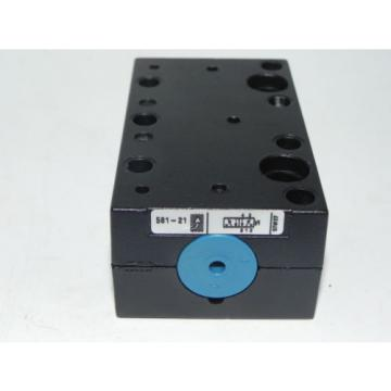 REXROTH India France 581-21 97W27 NEW 58121