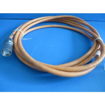 Rexroth China Greece RKL4302 5M Servo-Motor Power Cable