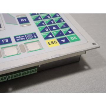 Indramat Greece France Rexroth System 200 BTV06.1HN-RS-FW panel