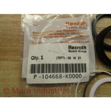 Rexroth China Canada Bosch Group 7877-05 W 21 Gasket Seal Kit
