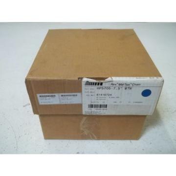 "REXROTH China Korea HP5705-7.5"" MAT TOP CHAIN *NEW IN BOX*"