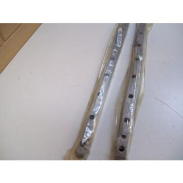 REXROTH France Italy 24006-32 GUIDE BLOCK RAILS 20'' - 2PCS - NEW - FREE SHIPPING!