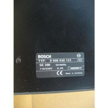 Bosch Singapore Canada Rexroth SE200 CNC Servo Controller 0 608 830 123