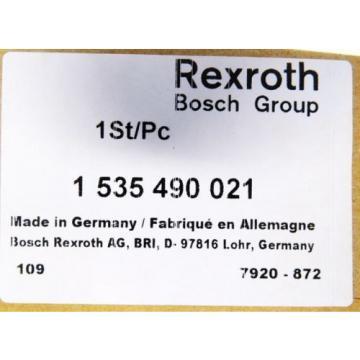 Rexroth Singapore Egypt Bosch 1 535 490 021  1535490021 Speicherblase -unused/OVP-