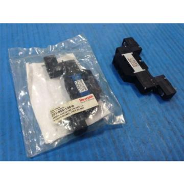 "LOT USA Mexico OF 2 NEW BOSCH REXROTH TEKNIK 251-854-136-0 1/4""NPT S-VALVE (U4)"