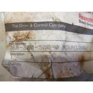 REXROTH Australia Mexico 368-380-500-0 *NEW IN FACTORY BAG*