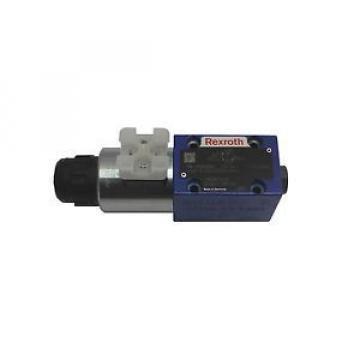 R900550062 Greece Germany 4WE6D6X/EG24NK4 Magnetwegeventil Bosch Rexroth directional valve