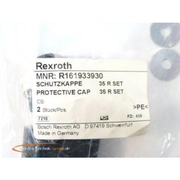 Bosch Singapore Italy Rexroth R161933930 Schutzkappe 35 R SET VPE = 2 St.   > ungebraucht! <