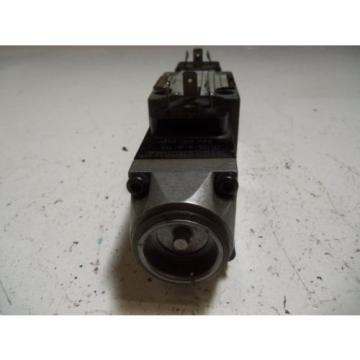 REXROTH Canada Canada 4WE6H51/AG24NZ45V VALVE *USED*
