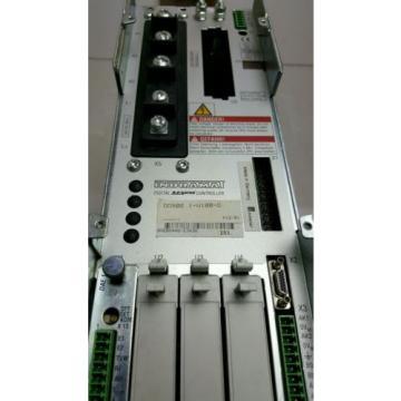 INDRAMAT/REXROTH USA Dutch  DDS02.1-W100-D  DIGITAL A.C. SERVO DRIVE CONTROLLER  R91124547