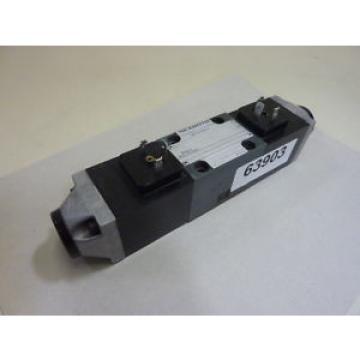 Rexroth Germany India Hydraulic Valve 4WE6E6752/BG24N9K4/T07V Used #63903