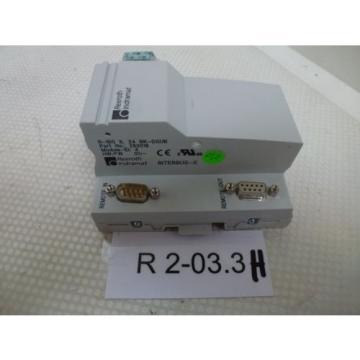 Rexroth Singapore Italy Indramat R-IBS IL 24 BK-DSUB unused boxed free delivery
